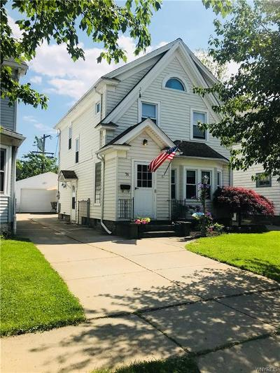 Single Family Home For Sale: 76 Shepard Avenue