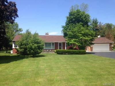 Niagara County Single Family Home A-Active: 5665 McKee Road