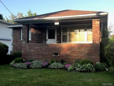 Niagara Falls Single Family Home Pending: 605 71st Street