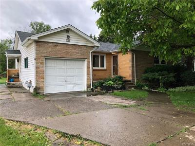Cheektowaga Single Family Home A-Active: 2937 William Street