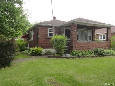Niagara Falls Single Family Home Pending: 2795 Orleans Avenue