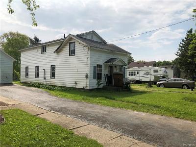Attica Single Family Home For Sale: 25 S Pearl Street