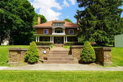 Warsaw Single Family Home For Sale: 38 Park Street