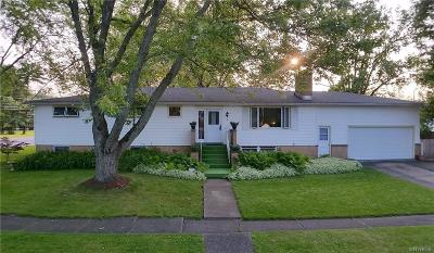 West Seneca Single Family Home For Sale: 4 Villa Maria Road