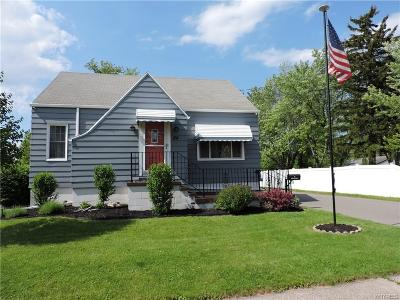 Cheektowaga Single Family Home A-Active: 84 Wellworth Place