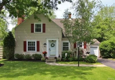 Amherst Single Family Home For Sale: 31 Forest Stream Road