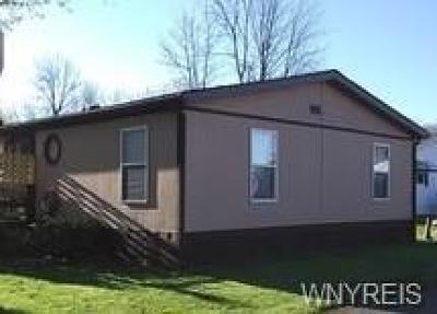 Niagara Falls Single Family Home P-Pending Sale: 1403 Elderberry Place Place