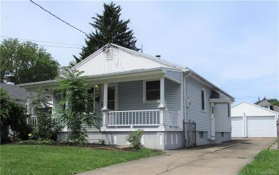 Niagara Falls Single Family Home Pending: 326 72nd Street