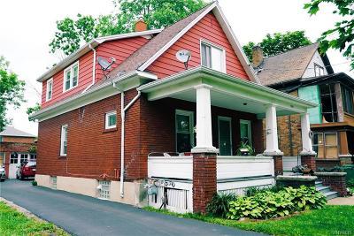 Niagara Falls NY Multi Family 2-4 A-Active: $66,000