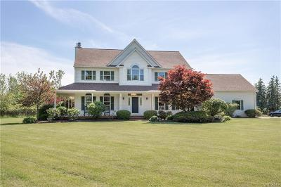 Erie County Single Family Home A-Active: 9285 Clarence Center Road
