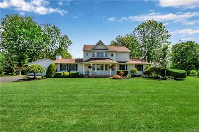 Erie County Single Family Home A-Active: 13189 Stage Road