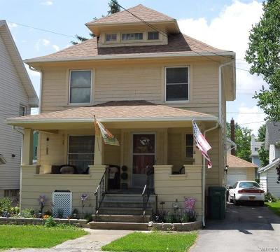Genesee County Single Family Home A-Active: 7 Kingsbury Avenue