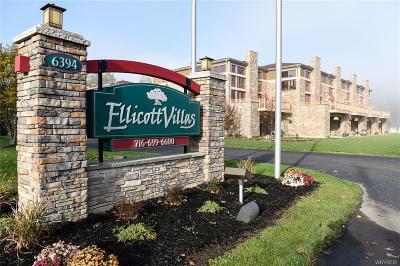 Ellicottville Condo/Townhouse For Sale: 6394 Route 242, Unit #15