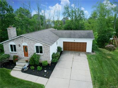 Grand Island Single Family Home Active Under Contract: 1678 Fix Road