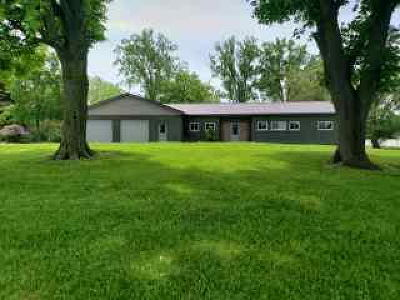 Orleans County Single Family Home For Sale: 11084 Maple Ridge Road