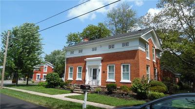 Niagara County Single Family Home A-Active: 308 McChesney Street