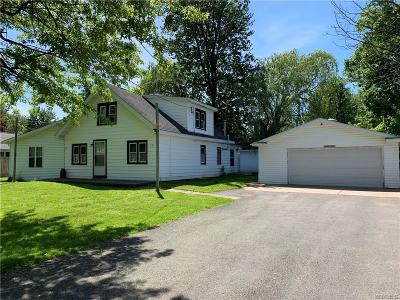 Orchard Park Single Family Home For Sale: 12 Greenfield Street