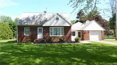 North Tonawanda Single Family Home For Sale: 1169 Ruie Road