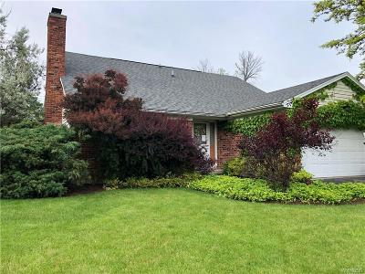 Amherst Single Family Home For Sale: 250 Oakbrook Drive