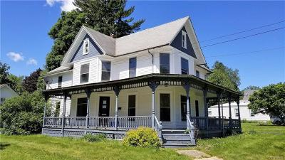 Cattaraugus County Single Family Home For Sale: 400 Court Street