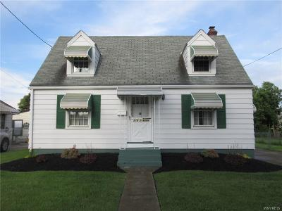 Cheektowaga Single Family Home A-Active: 219 Cass Avenue