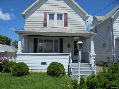 Niagara Falls Single Family Home For Sale: 2722 South Avenue