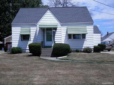 Cheektowaga Single Family Home U-Under Contract: 144 Park Edge Drive