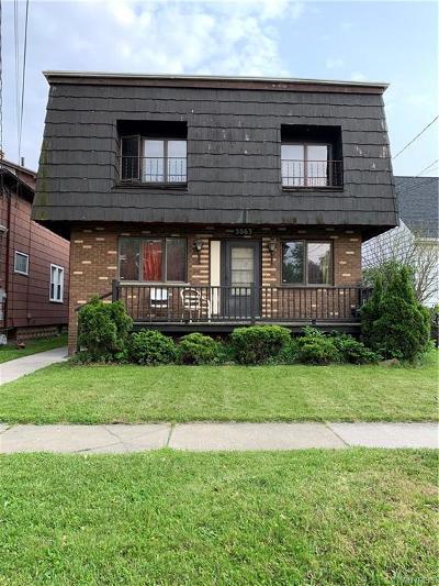 Niagara County Multi Family 2-4 U-Under Contract: 3063 Orleans Ave Avenue