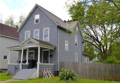 Niagara Falls Single Family Home For Sale: 204 57th Street