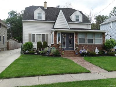 Niagara County Multi Family 2-4 A-Active: 214 Zimmerman Street