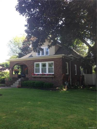 Lockport-City Single Family Home Active Under Contract: 410 S Transit Street
