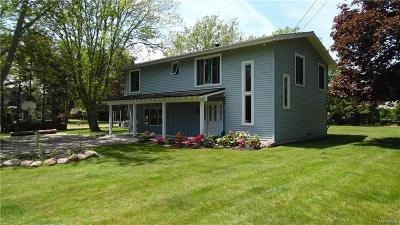 Niagara County Single Family Home A-Active: 65 East Galewood Drive