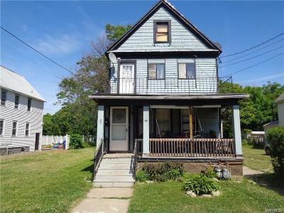 Buffalo NY Multi Family 2-4 A-Active: $54,000