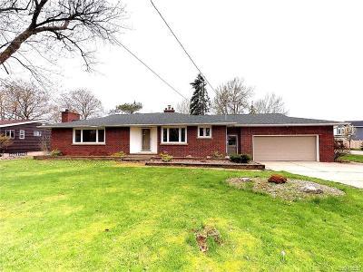 Amherst Single Family Home For Sale: 254 Tonawanda Creek Road