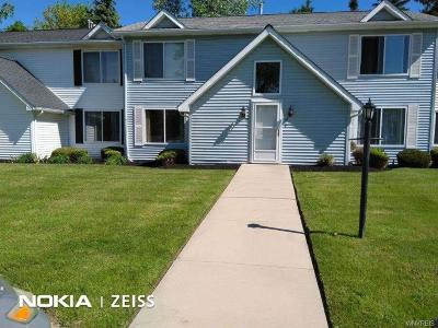 Niagara County Single Family Home For Sale: 1 Willow Street #7