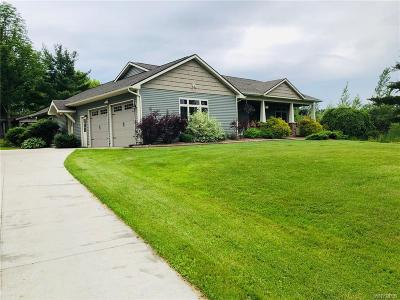 Erie County Single Family Home A-Active: 6723 Wagner Road