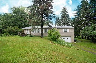 Genesee County Single Family Home A-Active: 10625 Harlow Road