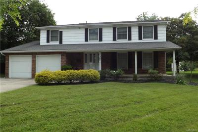 Amherst Single Family Home For Sale: 305 Willow Green Drive