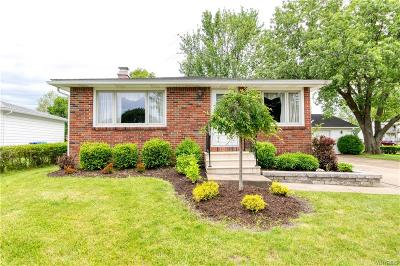 West Seneca Single Family Home For Sale: 296 Carriage Park