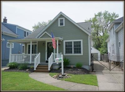 Buffalo Single Family Home For Sale: 101 Potters Road