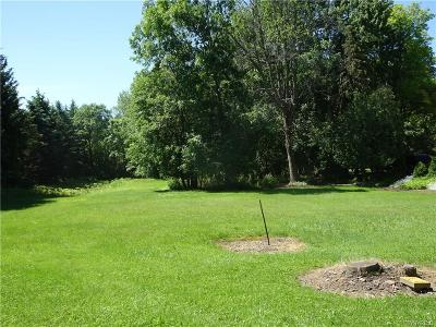 Amherst Residential Lots & Land Pending: 337 N French Road