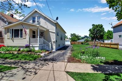 West Seneca Single Family Home For Sale: 34 Dirkson Avenue
