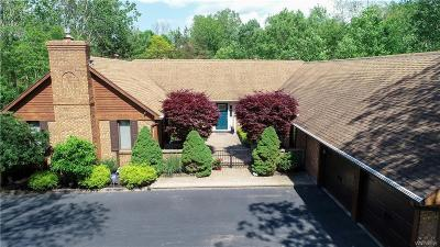 Erie County Single Family Home A-Active: 5471 Chestnut Ridge Road