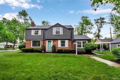 Amherst Single Family Home For Sale: 235 Hendricks Blvd
