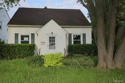 North Tonawanda Single Family Home For Sale: 95 Division Street