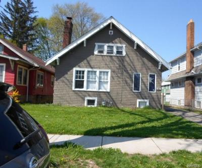 Niagara Falls Single Family Home For Sale: 1850 South Avenue