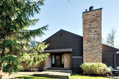 Amherst Single Family Home For Sale: 195 Breezewood