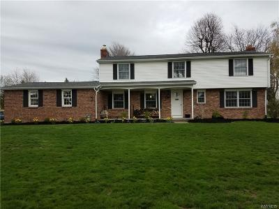 Clarence Single Family Home For Sale: 6045 Fairlane Drive