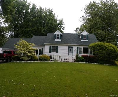 Penfield Single Family Home For Sale: 1542 Plank Road