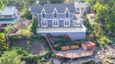 Wilson Single Family Home For Sale: 17 Sunset Island Road